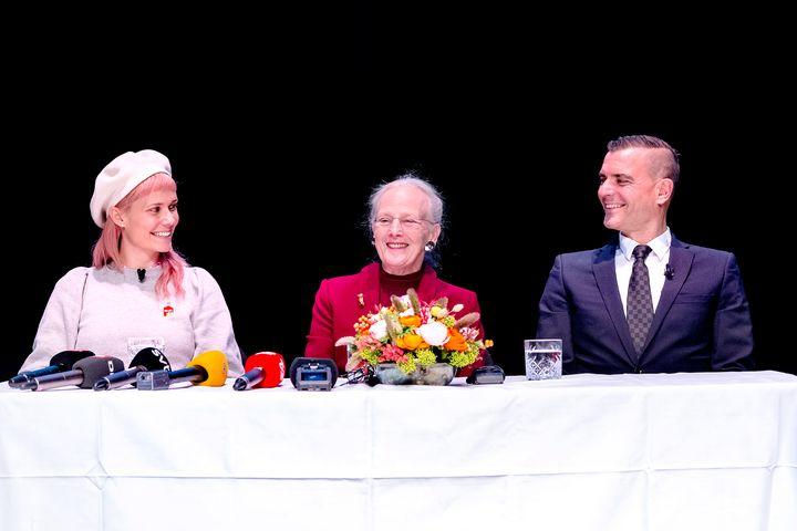 Leve den danska drottningen