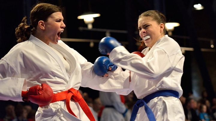 Photo: Christer Hagman/Swedish Karate Federation.