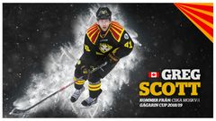 Greg Scott, Brynäs IF.