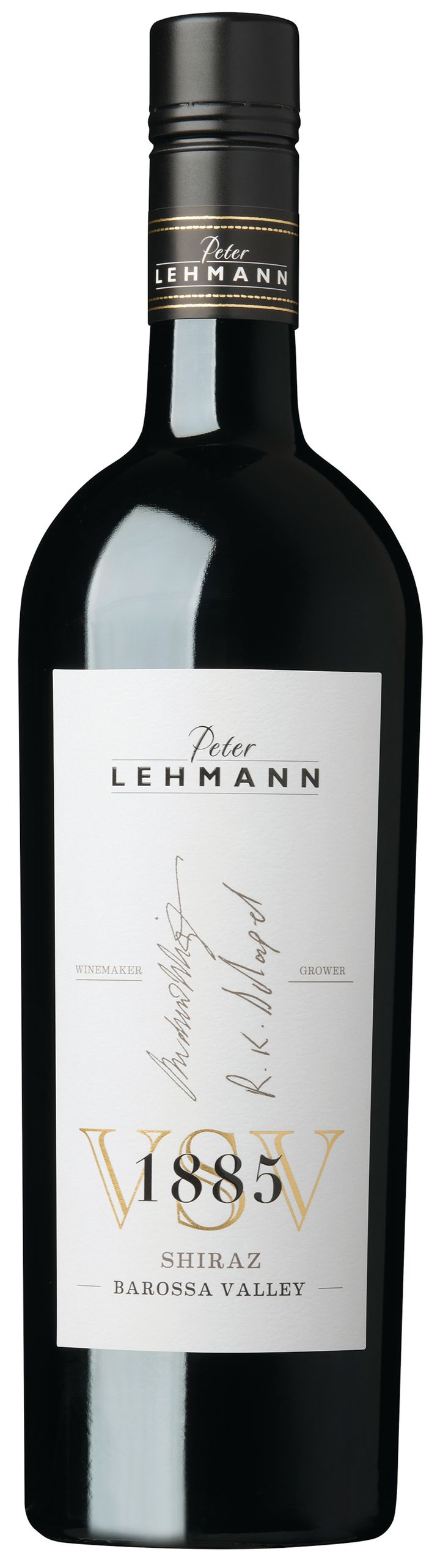 Peter Lehmann VSV 1885 Barossa Shiraz 2014 Land: Australien, Barossa Valley | Producent: Peter Lehmann | Druvor: Shiraz | Vol: 75cl | Alk: 14,5% | Art nr: 92301 | Pris: 429kr | Antal flaskor: 240 | Lansering: 20 november 2015