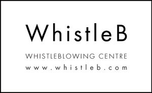 WhistleB, Whistleblowing centre