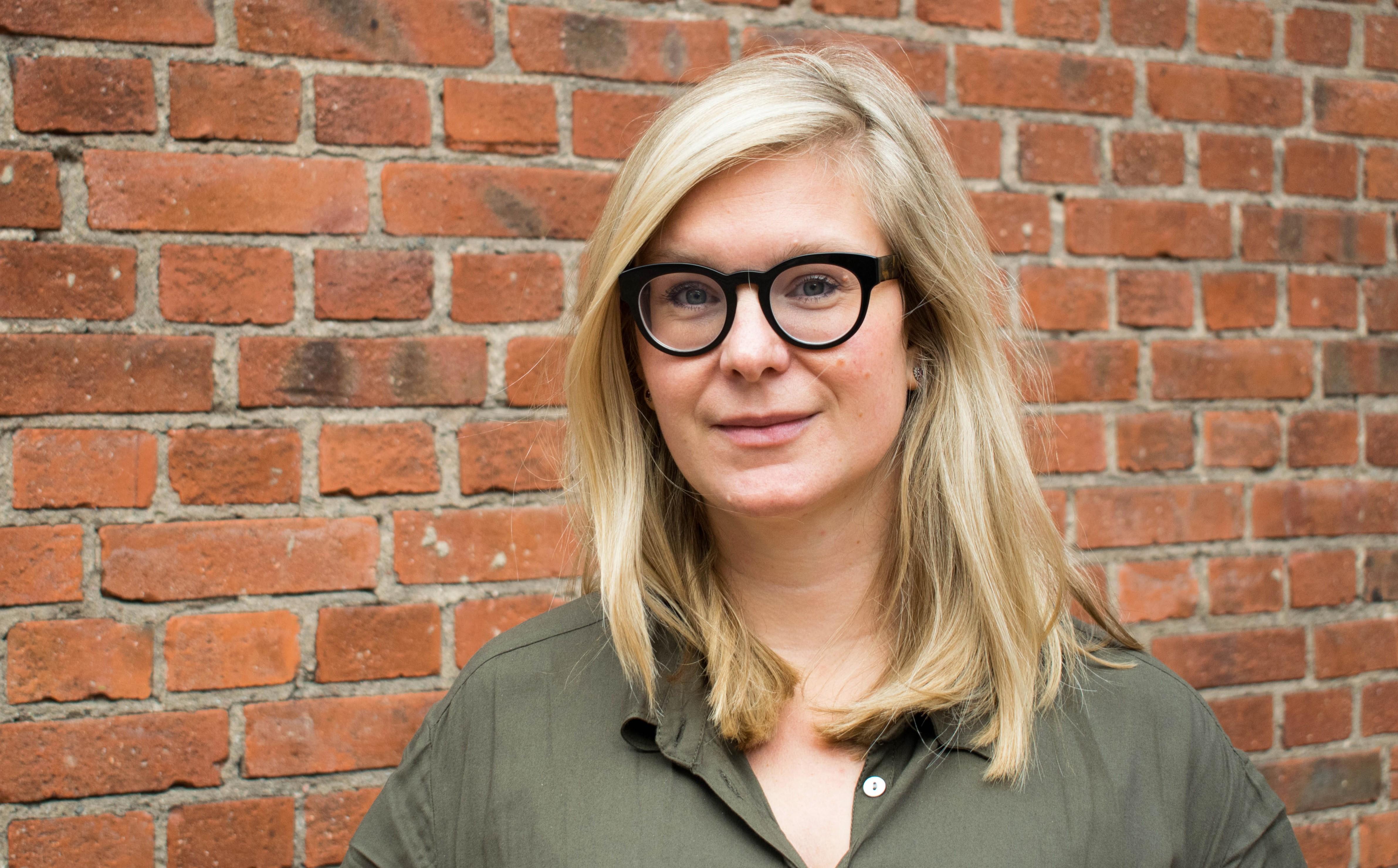 Katarina Gold blir ny chef för avdelningen råd och stöd på Barncancerfonden. Foto: Hans Kullin