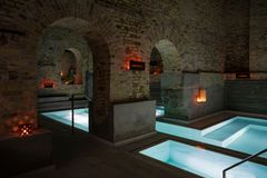 AIRE Ancient Baths Copenhagen - Caldarium