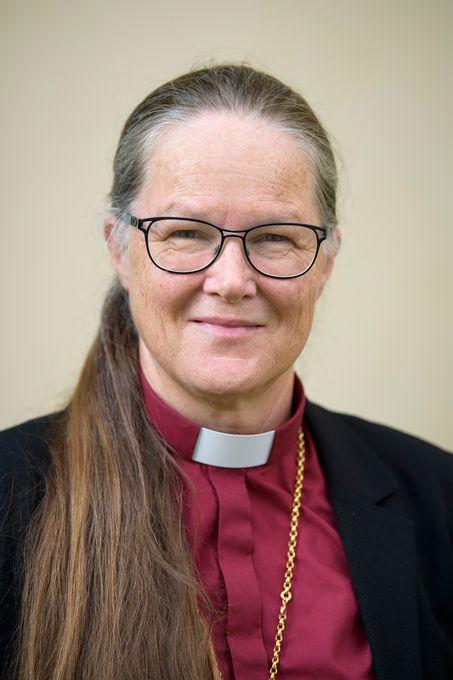 Biskop Åsa Nyström, Luleå stift. Foto: Magnus Aronson/Ikon