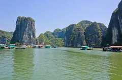 Halong Bay, Vietnam (Matton)