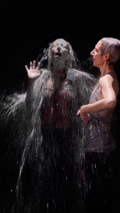 Visitation. Foto: Bill Viola Studio