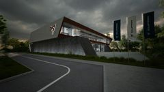 CUPRA HQ orudoor