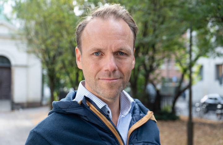 Emil Sunvisson, CEO and co-founder
