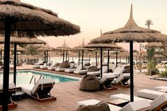 Cook's Club El Gouna, illustration