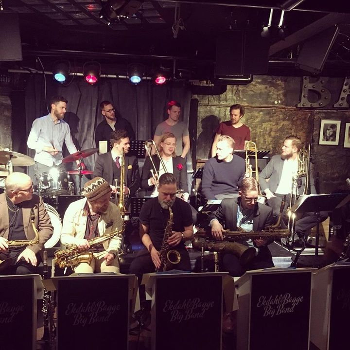 Ekdahl Bagge Big Band.