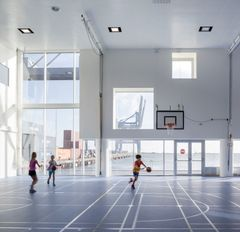Copenhagen International School. Foto: Adam Mørk