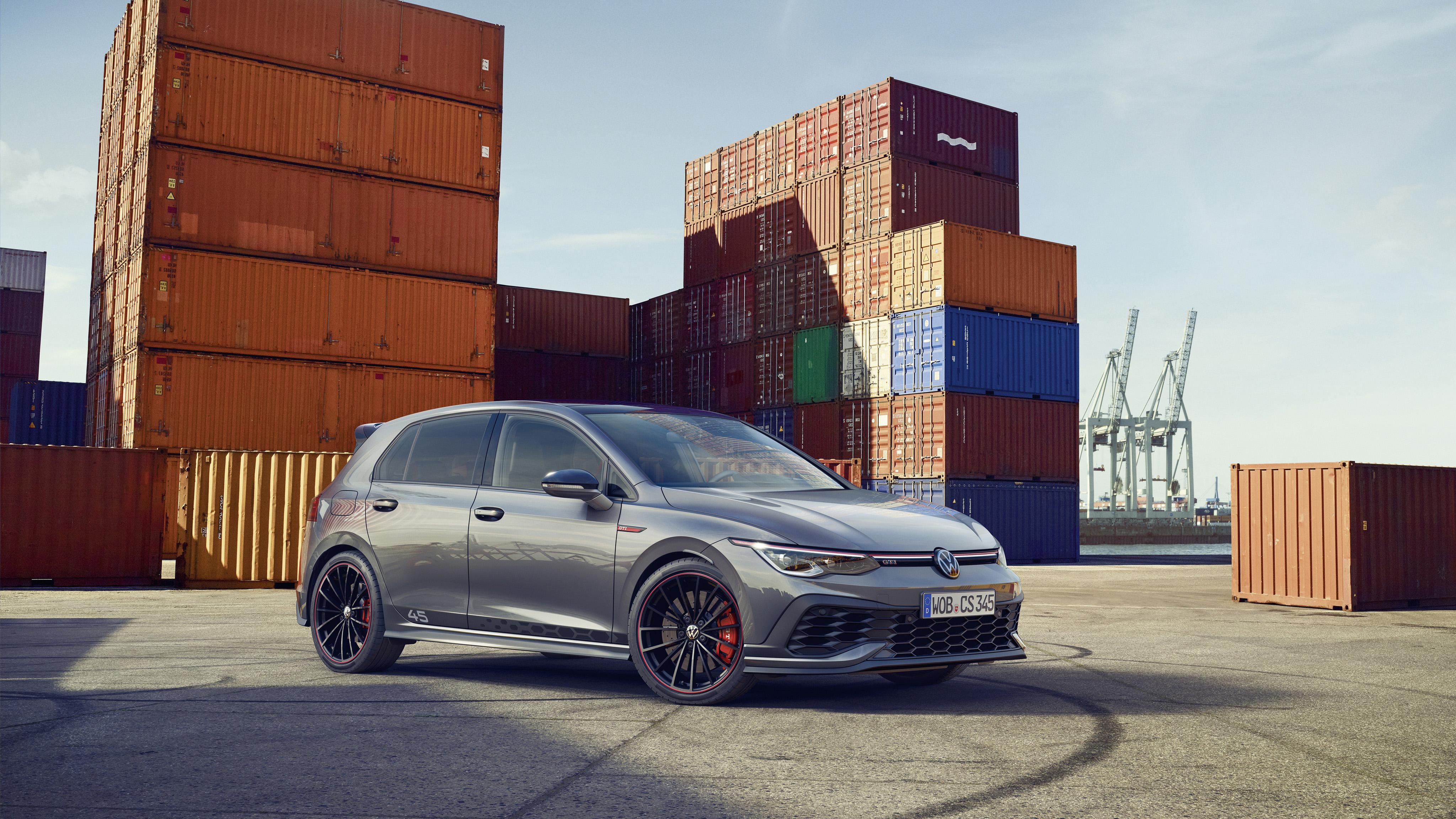 Bilikon fyller 45 år – Volkswagen lanserar jubileumsmodellen Golf GTI Clubsport Edition 45
