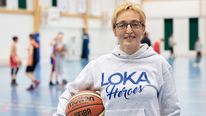 LOKA Hero Vesna Stanisic
