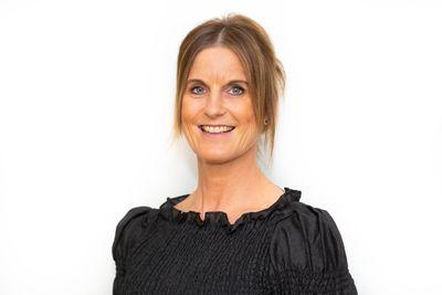 Camilla Häger, specialistsjuksköterska, är en av tre personer som tilldelas årets Olle Björks stipendium.