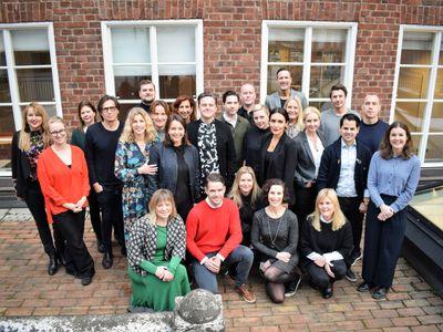 Barncancerfonden kommunikationssatsar med ny byrågrupp  bestående av Garbergs, Carat, Narva och OTW.
