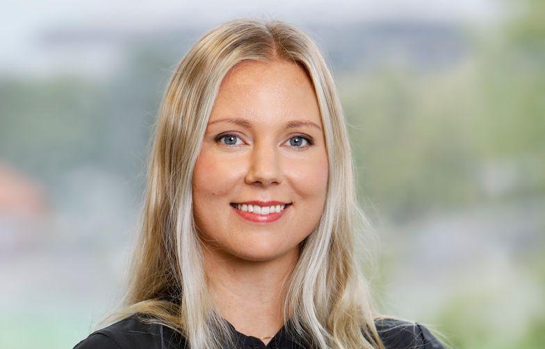 Linn Axmalm Sundqwist, ny projektutvecklare på AF Projektutveckling, drömmer om att i något projekt jobba med återbruk i större skala, till exempel återbrukat tegel eller annat byggmaterial från rivningsprojekt.