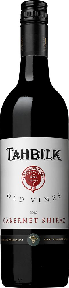 Tahbilk Old Vines Cabernet Shiraz bild