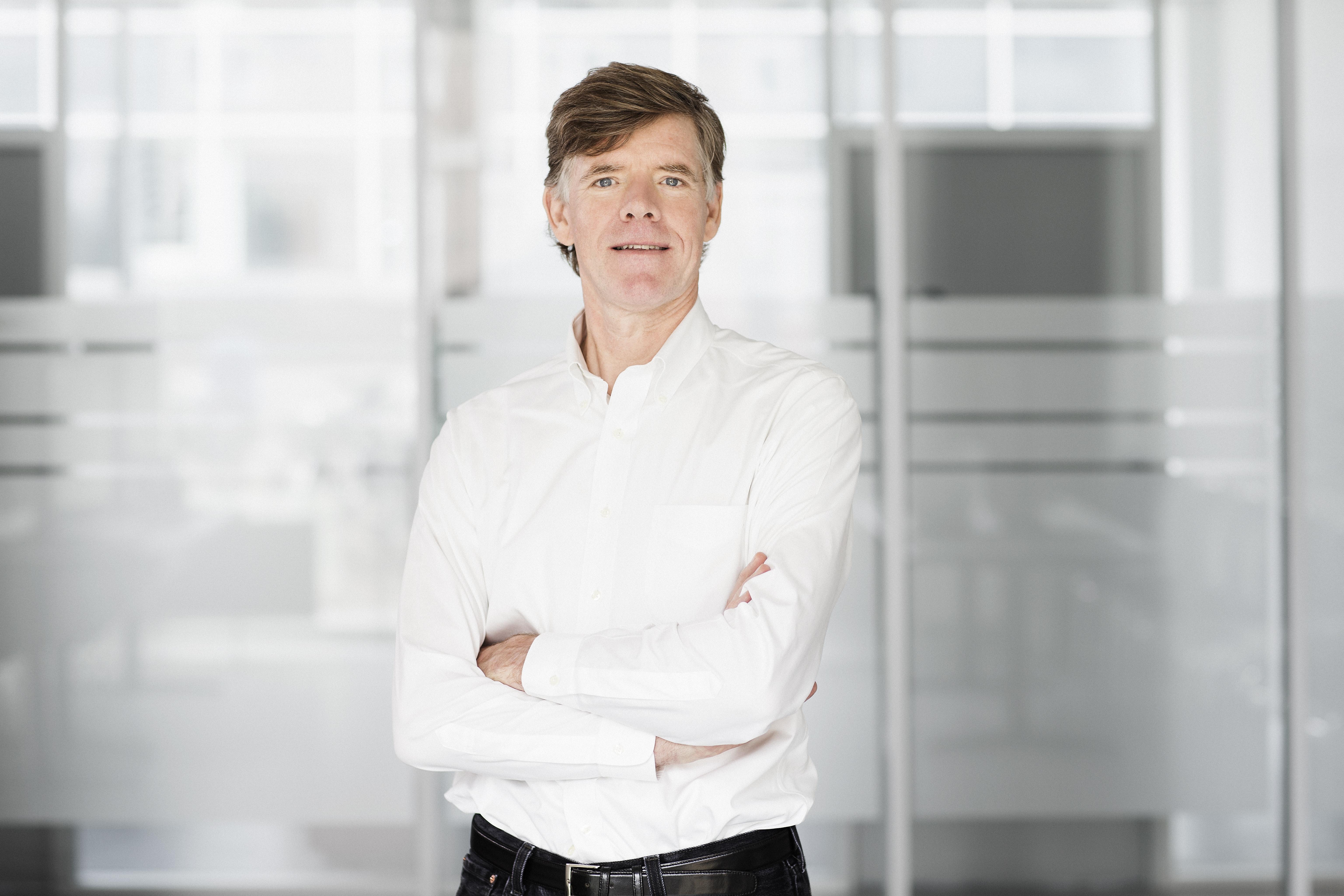 Kjeld Schmiegelow, professor och barnonkolog på Rikshospitalet i Köpenhamn föreläser vid årets Hopp&Framsteg