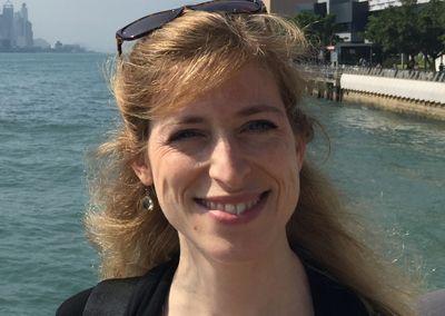 Emma Tham, forskare vid Karolinska Institutet.