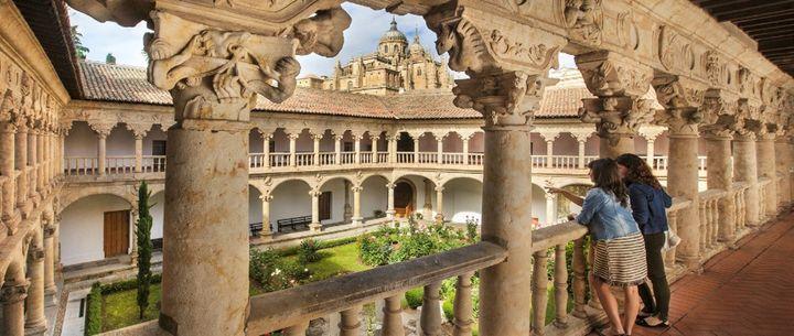 Las Dueñas nunnekloster, Salamanca. © Grupo Ciudades Patrimonio de la Humanidad de España