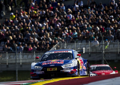 Audi RS 5 DTM Red Bull Spielberg