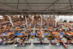 AUTODOC warehouse in Szczecin: The employees at the logistics facility in Szczecin were extremely busy, as sales already exceeded 600 million euros at the end of the third quarter.