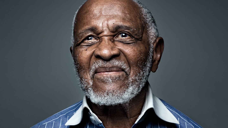 I Barncancerfondens nya kampanj porträtteras åtta fantastiska personligheter som alla har gemensamt att ha upplevt ett långt och innehållsrikt liv. Här, Graham, 91 år.