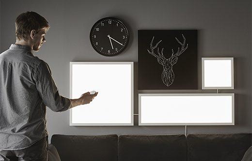 Skräddarsy ljuset med IKEA Smart belysning | IKEA