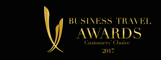 Business Travel Awards – Customer's Choice 2017