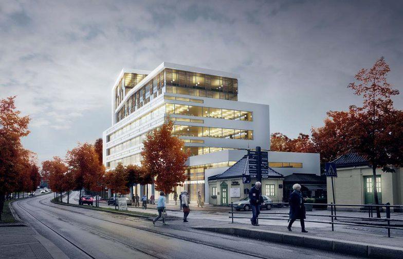 AF Gruppen har ingått avtal med Thune Eureka (Fram Eiendom) om uppförandet av en ny kontorsbyggnad i Oslo.