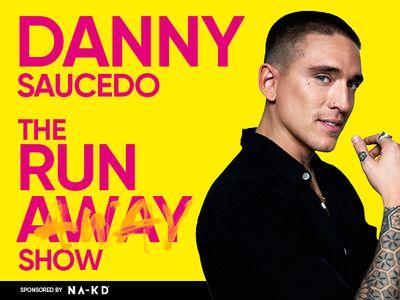 Danny Saucedo - The Run(A)way show och NA-KD.