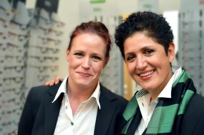 Specsavers 150 kvadratmeter stora butik har tre synundersökningsrum och mer  än tusen bågar att välja mellan. Den 12 november öppnar norra Europas  största ... 9a0fc3cbef503