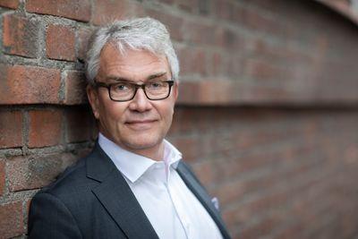 Thorbjörn Larsson, generalsekreterare Barncancerfonden.