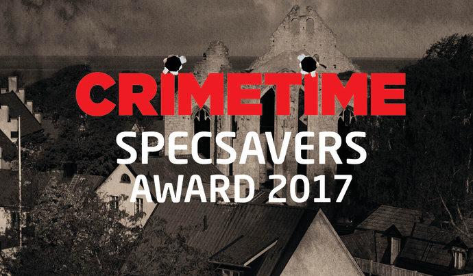 Sveriges största deckarfestival Crimetime Gotland delar för tredje året ut  det stora deckarpriset Crimetime Specsavers Award. I år växer priset till  fem ... f94fbcef9087d