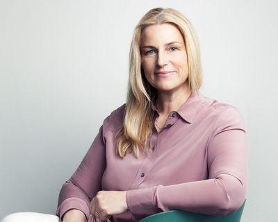 Kerstin Sollerbrant, forskningschef på Barncancerfonden.