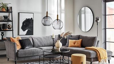Pressbild soffa Svanenmärkt Weekend - hemsidan