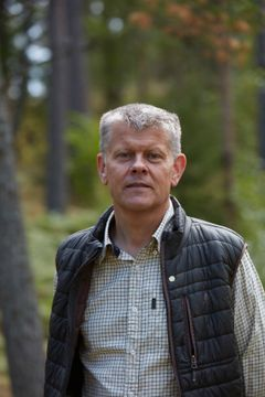 Ulf Johansson, Wood Supply & Forestry Manager på Inter IKEA Group.