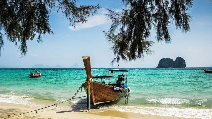 resa thailand januari 2019