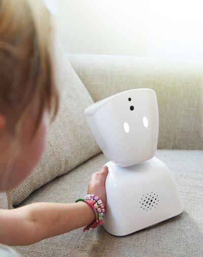 Roboten AV1. Fotograf: Trigger