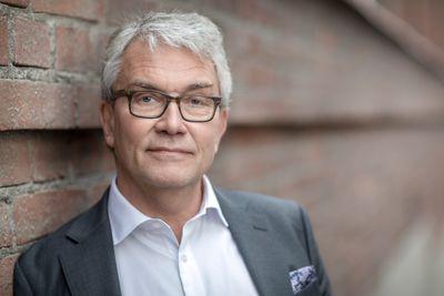 Thorbjörn Larsson, generalsekreterare Barncancerfonden