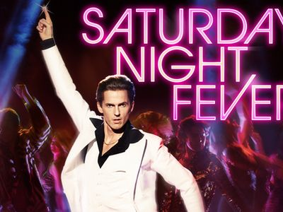 Saturday Night Fever med David Lindgren spelas på China Teatern, hösten 2020!