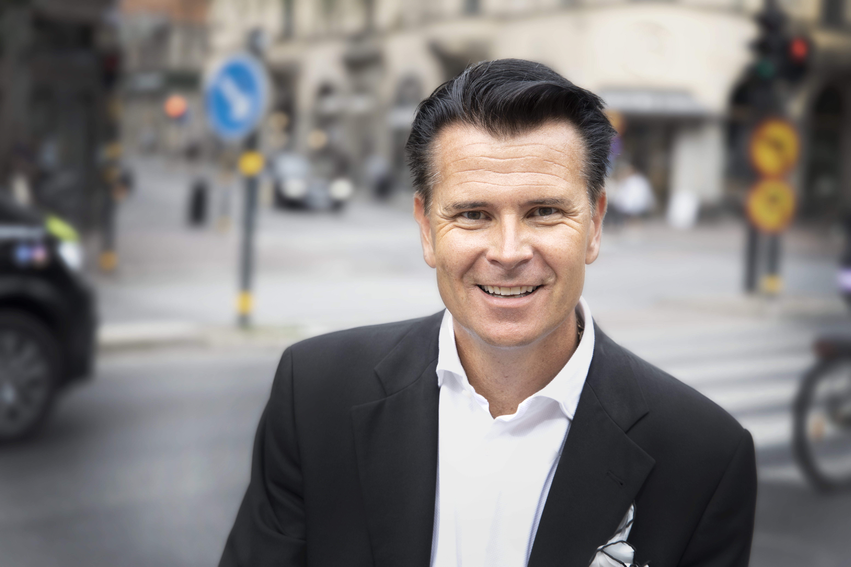 Peter Hellgren, vd Consid