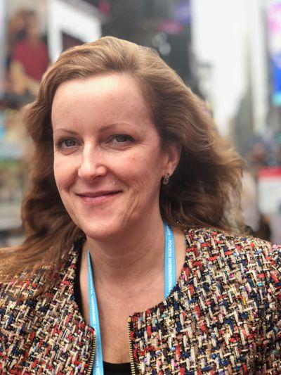 Angelica Loskog beviljas 2,4 miljoner kronor från Barncancerfonden. Foto: Sara Mangskog