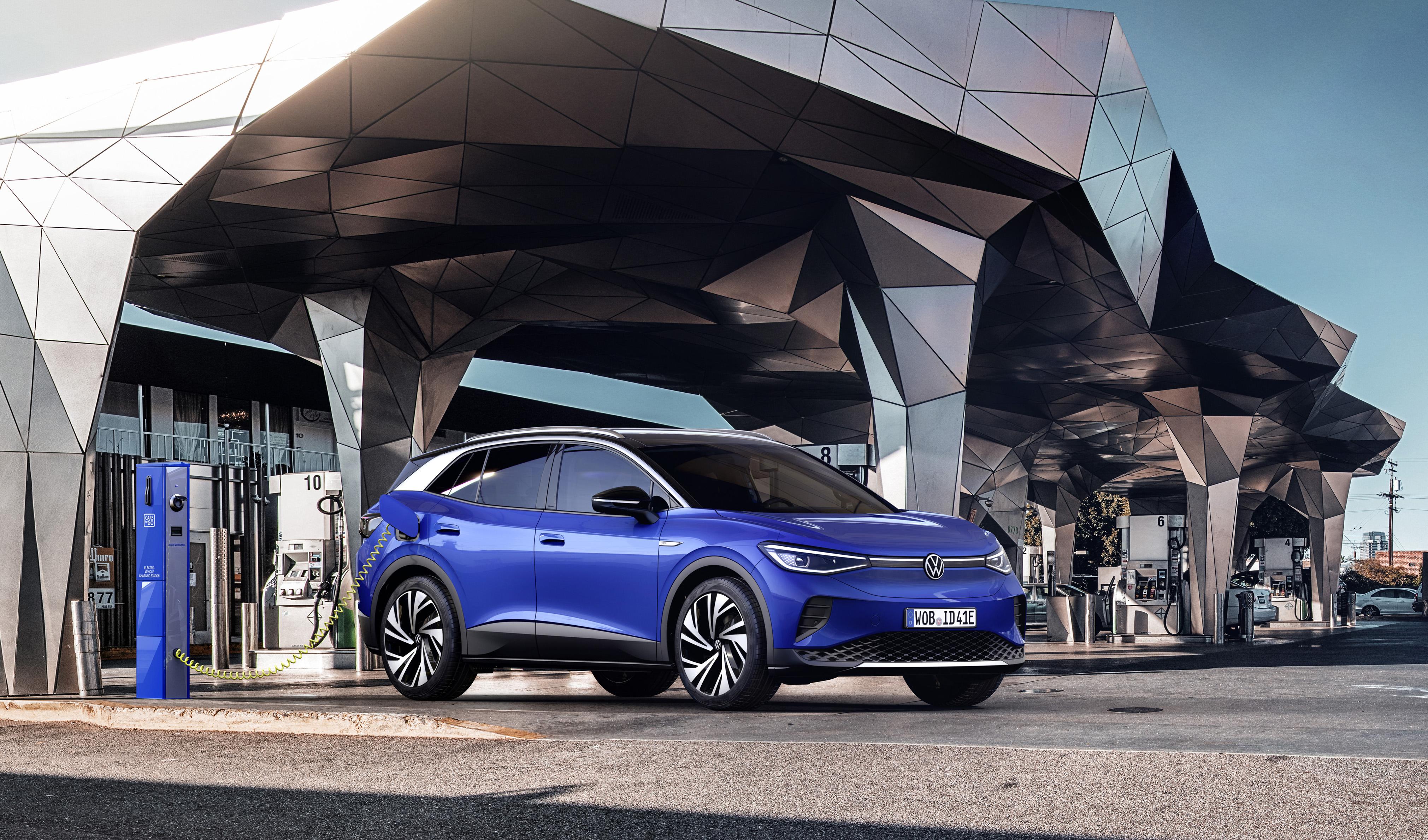 Volkswagen We Charge utökas med fler laddpunkter i Sverige