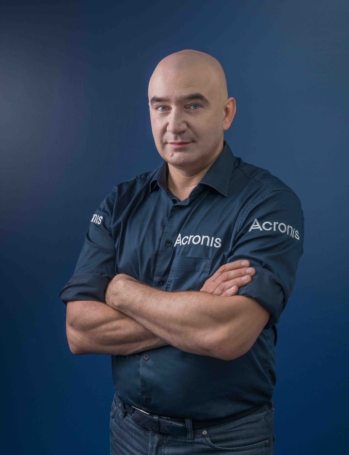 Serguei Beloussov - Founder and CEO of Acronis