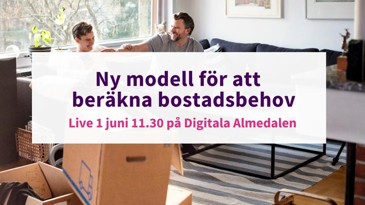 Ny Modell For Att Berakna Bostadsbehov Uppsala Kommun