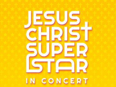 Jesus Christ Superstar - In Concert. Presenteras av EldeenJohansson Produktion och Uppsala Konsert & Kongress. Musik: Andrew Lloyd Webber, text: Tim Rice, förlag: Nordiska ApS, Köpenhamn