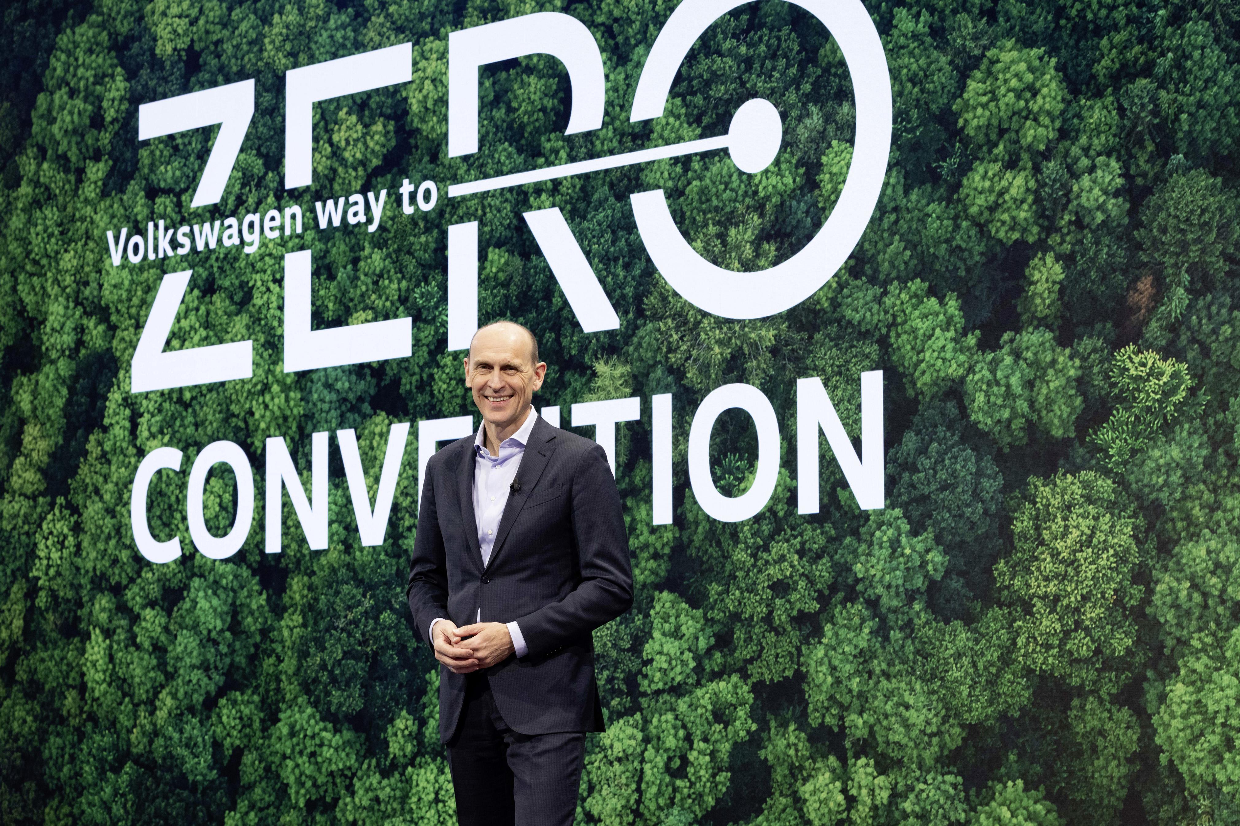 Way to Zero: Volkswagen presenterar färdplan för klimatneutral mobilitet