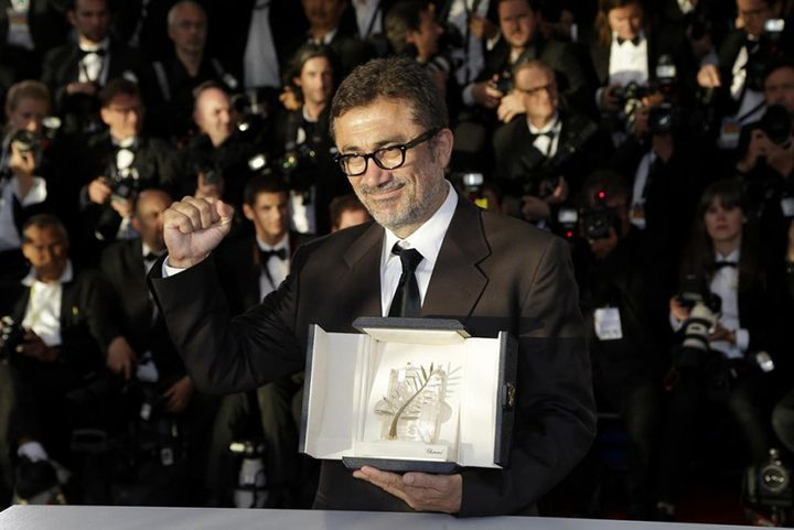 I Cannes 2014 vann Nuri Bilge Ceylan en Palme d'Or med sin film Winter Sleep.
