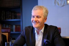 Christer Jonsson, SVP Cards i EVRY Financial Services